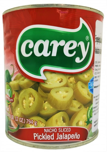 Carey Jalapeno Nacho Slices 380 g