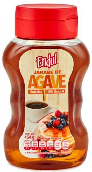 Agave Sirup Endul 454 ml