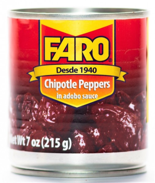 Chili Chipotles in Adobo El Faro - mariniert 220 g