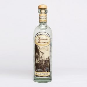 Tequila Herencia Mexicana Blanco 700ml