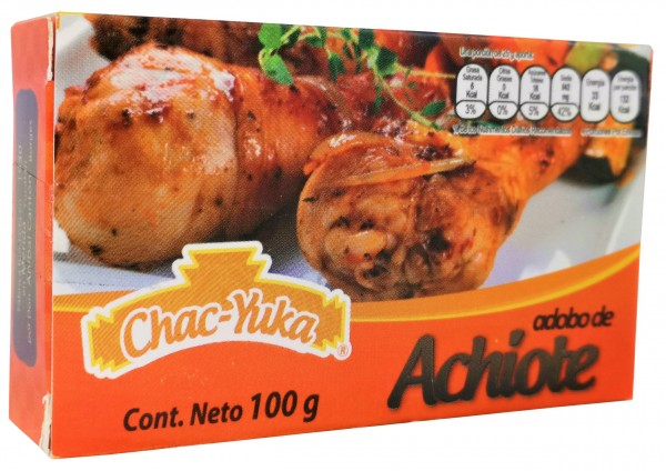Achiote Paste Chac-Yuca 100 g