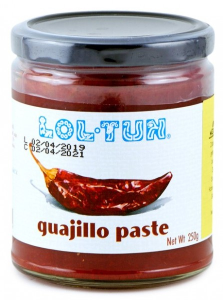 Guajillo Paste Lol Tun 250 g