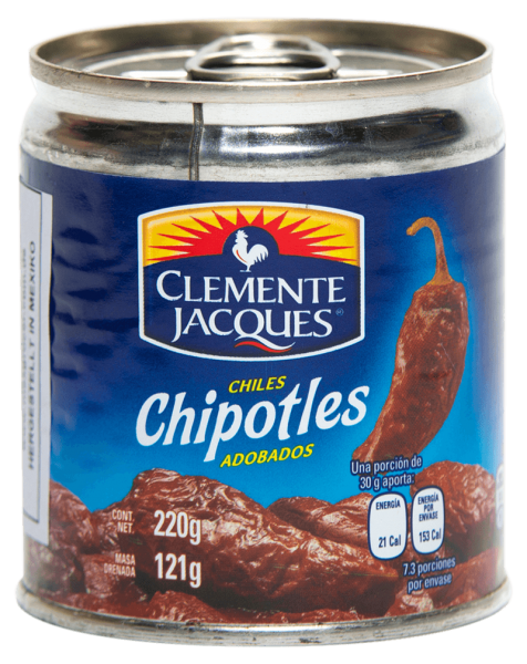 Chili Chipotles in Adobo Clemente Jacques - mariniert 220 g